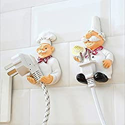 decorative plug holder for kitchen