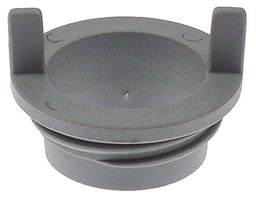 Sammic - Racor para desagüe de lavavajillas SL-350B, SL-550BP, SL-290B, SL-550B (longitud de 24 mm)