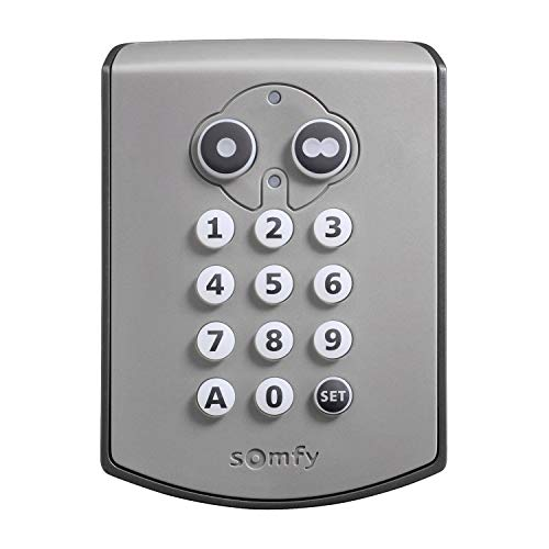 somfy Verrou à Code sans Fil 2400625 433 MHz IP54