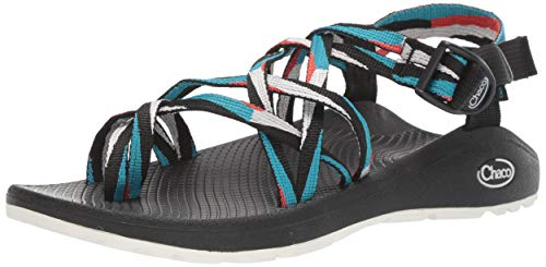 Chaco Women's Zcloud X2 Sport Sandal, Point Teal, 8 M US
