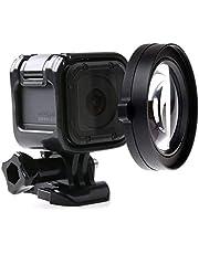 ZHUHX Lente Macro 58mm HD con el Anillo Adaptador for GoPro HERO5 Sesión / Hero4 Sesión ZHUHX UV