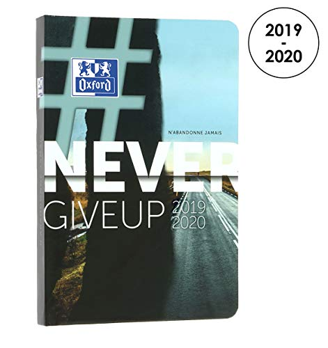 Agenda escolar 2018 - 2019 Never Give Up