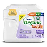 Similac Organic Toddler Drink with A2 Milk, First & Only USDA Organic Toddler Drink Made with A2...