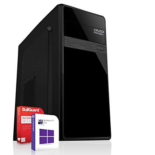 Office/Multimedia PC Computer • AMD FX-9830 4X3.0GHz • 16GB DDR4 • 256GB SSD • Radeon DirectX 12 HDMI • WLAN • USB 3.1 • DVD-RW • Win10 • 3Jahre Garantie