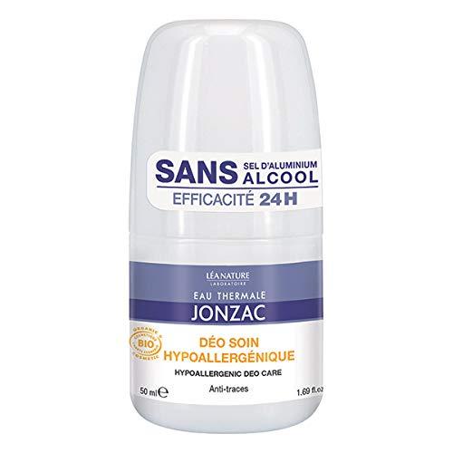 Eau Thermale Jonzac - Déodorant Bille Soin Hypoallergénique 50Ml - Lot De 3 - Vendu Par Lot - Livraison Gratuite En France