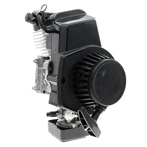 Rungao 49cc 2-Takt-Fahrradmotor, Benzinmotor, Mini-Fahrrad, Scooter, ATV, Mini-Dirt Bike, DIY Motor