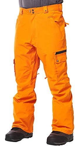Light Fuse Pantalon Mixte, Orange Roux, XL