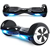 Windgoo Hoverboard, 6.5 Zoll Self Balance Scooter mit Starker Dual Motor - LED Lights Elektro...
