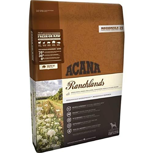 Acana Ranchlands Dog Regionals – Tamaño de prueba: 340 g
