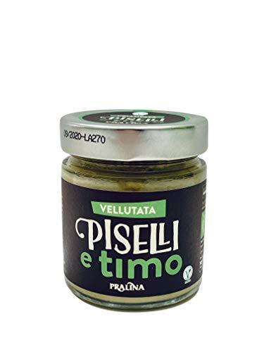 Vellutata Pralina di Piselli e Timo, 195g