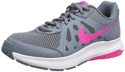Nike Dart 11 Women's Running Shoes (Bl Grpht/Pnk Fl/Dv Gry/White, 10 B(M) US)