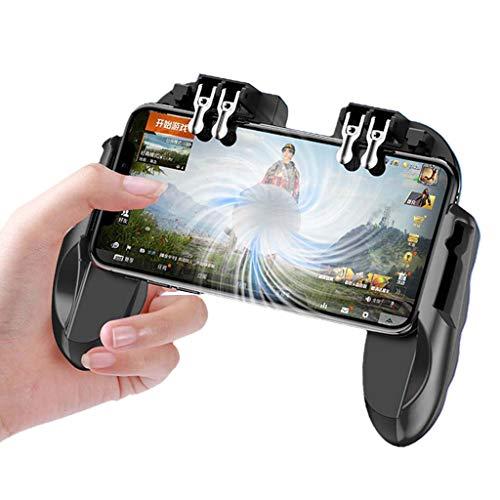 YOKING Controlador de Juego móvil, Disparador de Juego móvil con conexión aDedos, utilizados para el Juego PUBG