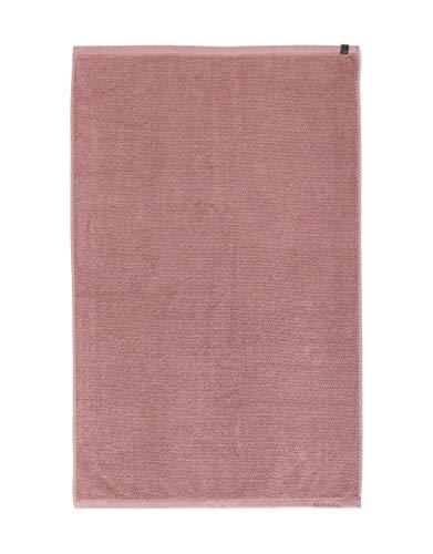 ESSENZA Badematte Connect Organic Uni Uni Frottier Rose, 60X100 cm