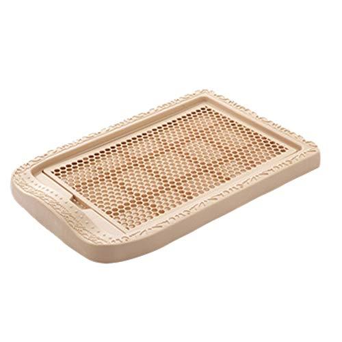 YAzNdom kattentoilet wc hondentoilet hondentoilet pissen vorming bodem bijdragen bescherming kattentoilet met deksel