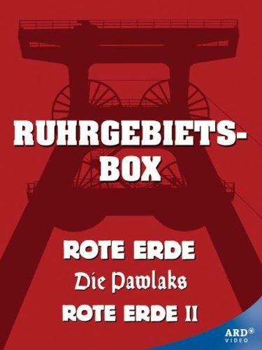 Ruhrgebiet-Box (Rote Erde/Rote Erde II/Die Pawlaks) (11 DVDs)
