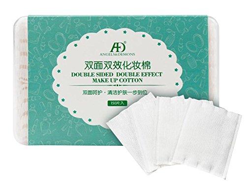Maquillage de beauté Maquillage de coton Paquet de 150 pièces