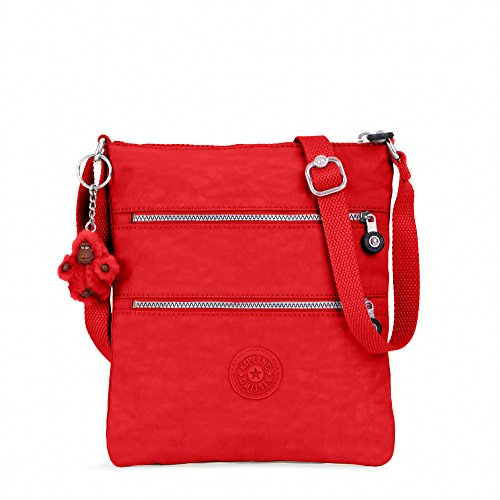 Kipling Keiko Crossbody Mini Bag One Size Cherry