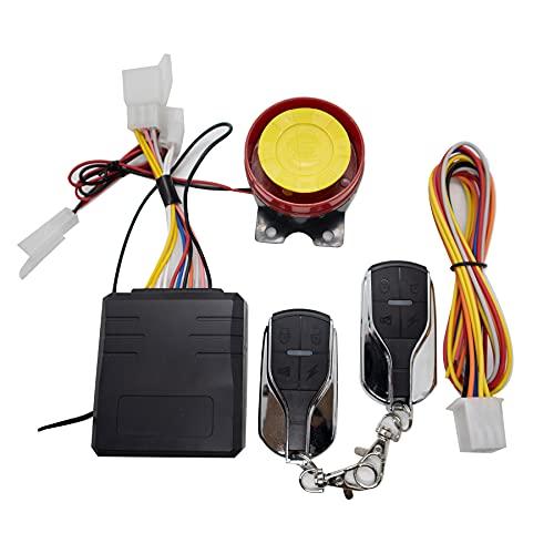 AUTOPOWERZ One-Way Bike Alarm Kit(Siren 120 dB) for All Bikes