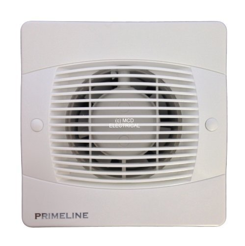 Primeline PEF4020 Extractor Fan 4' with Run on Timer