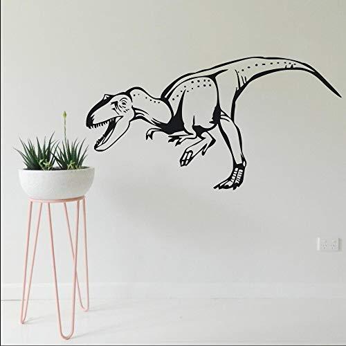 hetingyue muursticker voor kinderen, dinosaurus, afneembaar, muursticker voor slaapkamer, muursticker van vinyl, afneembaar