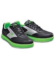 Brunswick Renegade, bowlingschoenen, dames en heren, voor rechts- en linkshandigen in 4 kleuren, schoenmaat 38-47