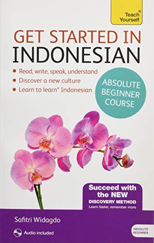 Download Get Started in Beginner's Indonesian (Teach Yourself) 1444175025
