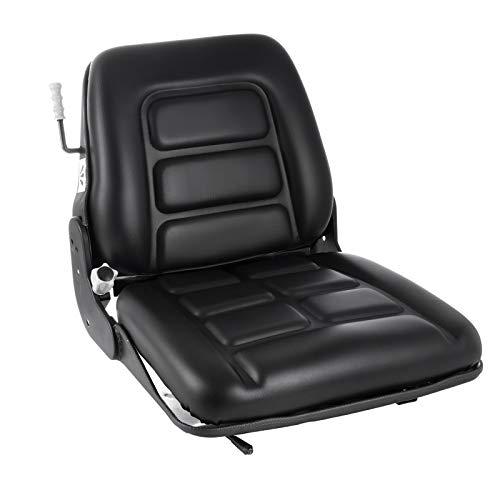 SHZOND Universal Forklift Seat Komatsu Style Forklift Suspension Seat Excavator Seat (Forklift Seat)