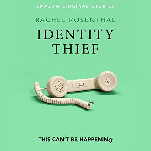 Identity Thief audiobook cover art