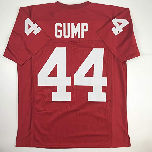Unsigned Forrest Gump Alabama Maroon Custom Stitched Football Jersey Size Men's XL New No Brands/Logos
