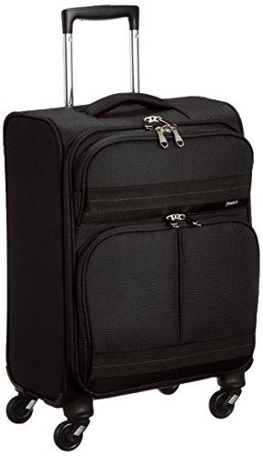 [サンコー] Finoxy S ソフトスーツケース フィノキシー 軽量 小型 機内持込 極静キャスター フロントオープ...