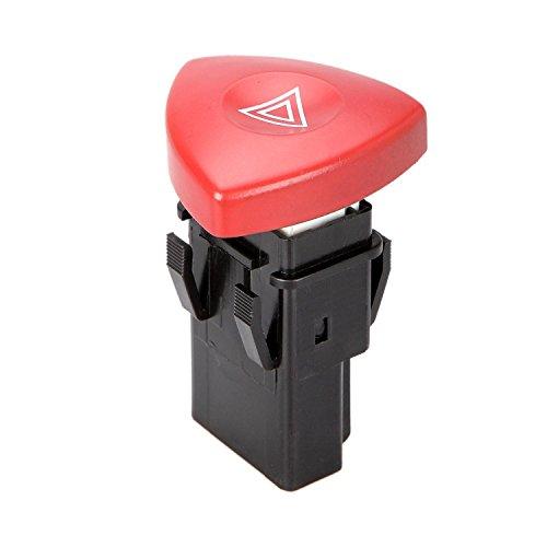 8200442724 93856337 lámpara intermitente de advertencia de peligro interruptor 4pins