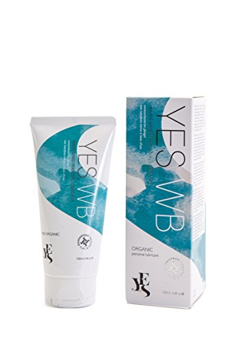 YES WB Lubricante Personal Orgánica a Base de Agua - 100 ml (NS7031)
