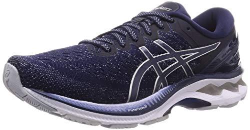 ASICS Herren Gel-Kayano 27 Road Running Shoe, Peacoat/Piedmont Grey, 41.5 EU