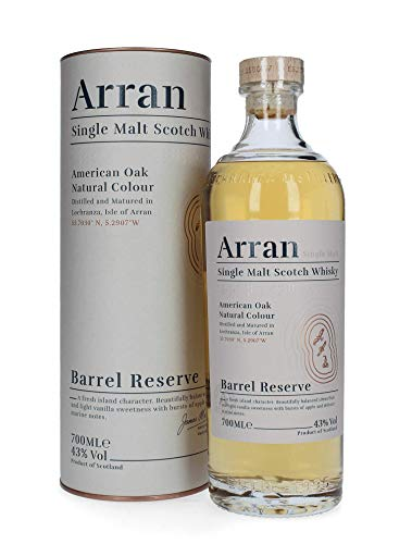 The Arran Malt BARREL RESERVE Single Malt Scotch Whisky (1 x 0.7 l)