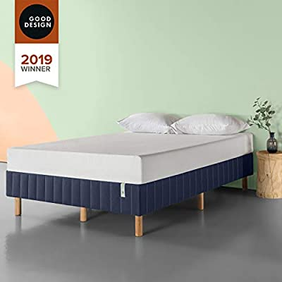 Zinus Justina Quick Snap Standing Mattress Foundation/Platform Bed
