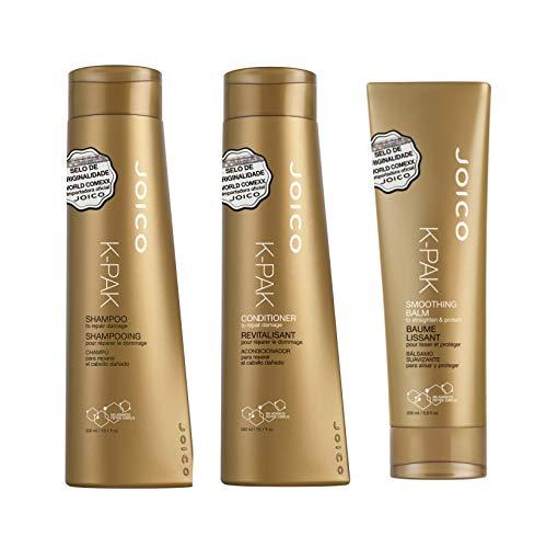 Kit Shampoo Condicionador e Defrizante Joico K-PAK To Repair Damage
