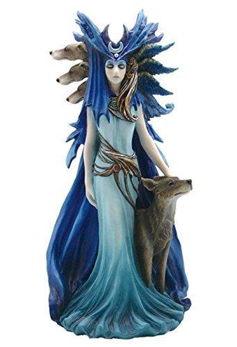 Fantasy-Figur Hekate wWolves Anne Stokes, 24 cm