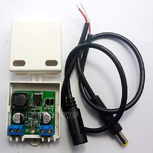 N&P CE015 + TB236 + TB225 40W DC/DC Converter 5V a 12V Boost Step-Up Power para IP PTZ Camera CCTV Monitor Route
