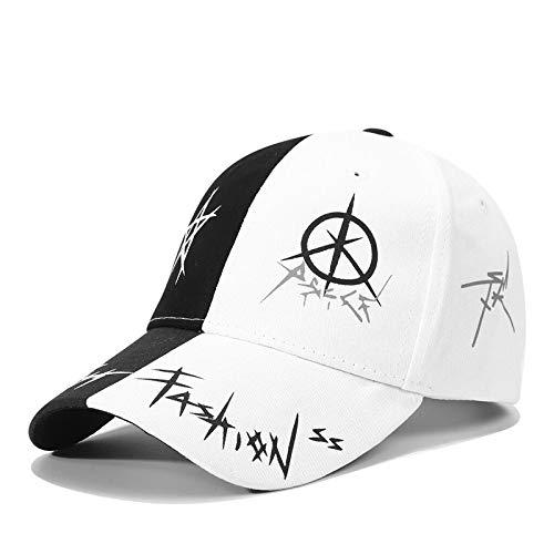 Sombrero De Papá De Algodón Unisex Gorra De Béisbol Graffiti Personalizado Snapback Moda Sombreros Deportivos para Hombres Mujeres Gorra De Hip Hop