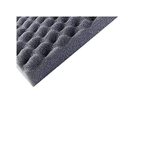 Mousse à picot standard polyuréthane 200x100 cm épaisseur 25 mm densité 33kg par m3