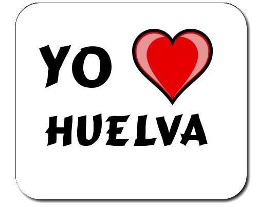 """Almohadilla con estampada de """"Te quiero"""" Huelva (ciudad / asentamiento"""
