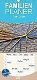 Seerosen 2021 - Familienplaner hoch (Wandkalender 2021 , 21 cm x 45 cm, hoch): Seerosen (Monatskalender, 14 Seiten ) (CALVENDO Natur)