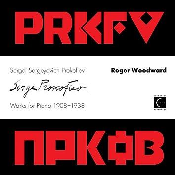 Sergei Sergeyevich Prokofiev Works for Piano 1908-1938