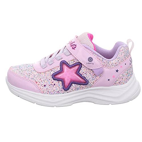 Skechers Glimmer Kicks Starlet Shine, Sneaker Niñas