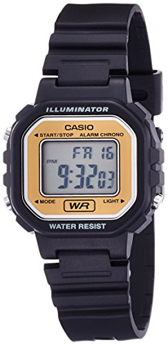 [カシオimport] 腕時計 LA-20WH-9A 並行輸入品 ブラック