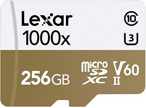 Lexar Professional 1000x 256GB microSDXC UHS-II Card (LSDMI256CBNA1000A)