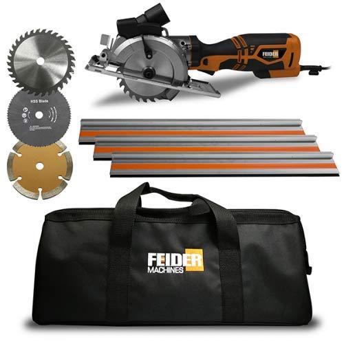 Feider FRX710 Scie circulaire plongeante