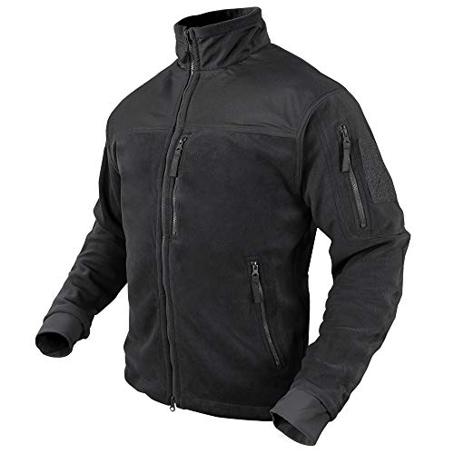 Condor Outdoor Alpha Micro Jacket Black