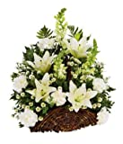 Thinking of You- Same Day Funeral Flower Arrangements - Buy Flowers...