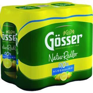 Gösser Naturradler Alkoholfrei 0,0%,...